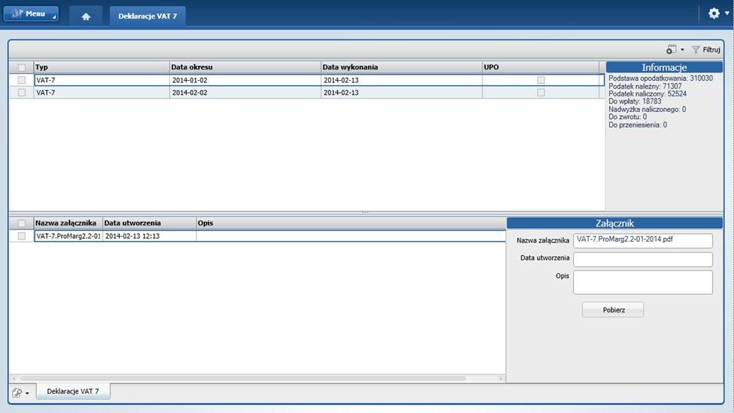 biuro rachunkowe online panel klienta e-dokumenty